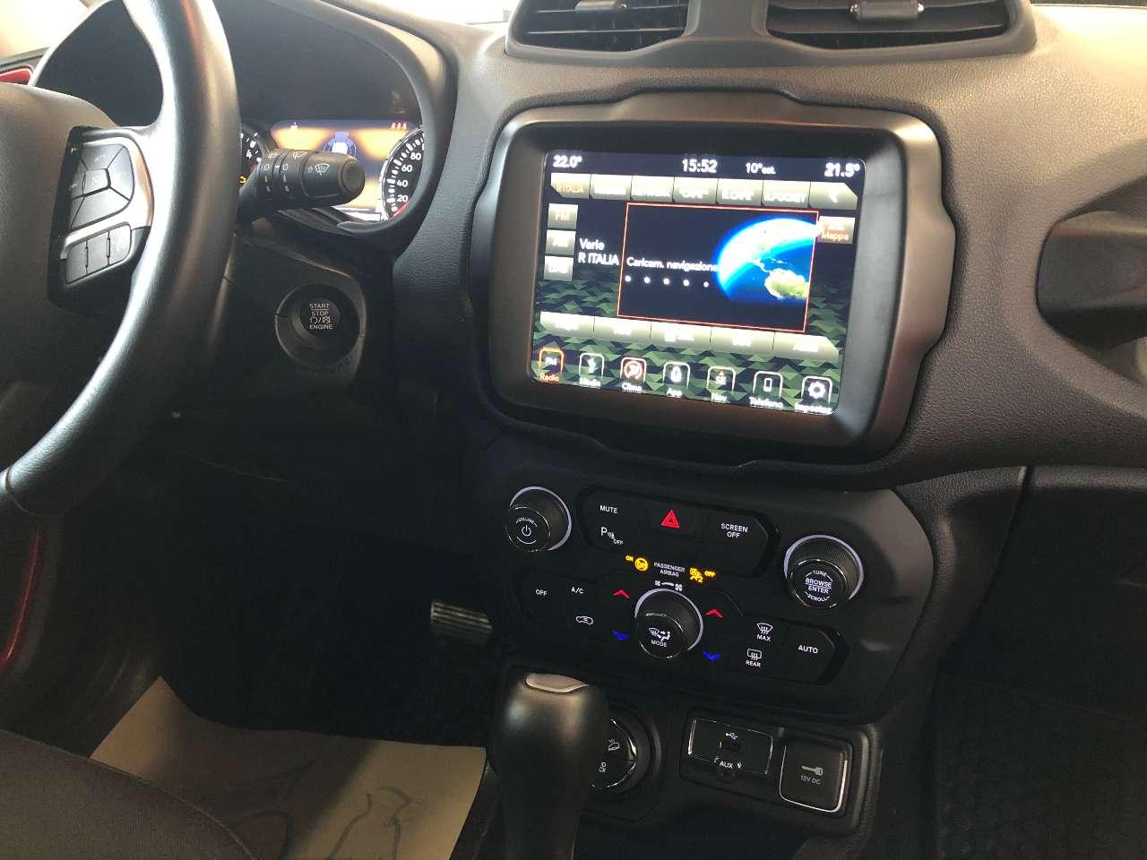 Jeep Renegade 2.0 Mjt 170CV 4WD Active Drive