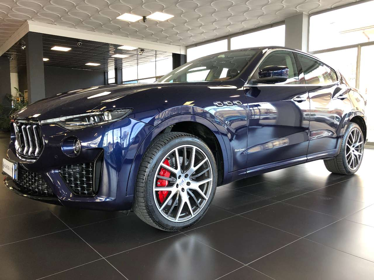 Maserati Levante V6 430 CV S AWD Gransport