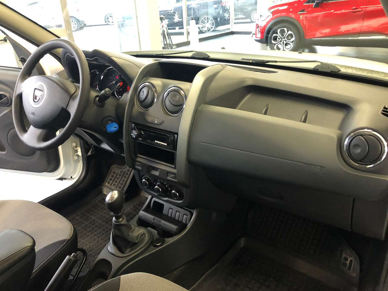 Dacia Duster 1.5 dCi 90CV 4×2 Lauréate