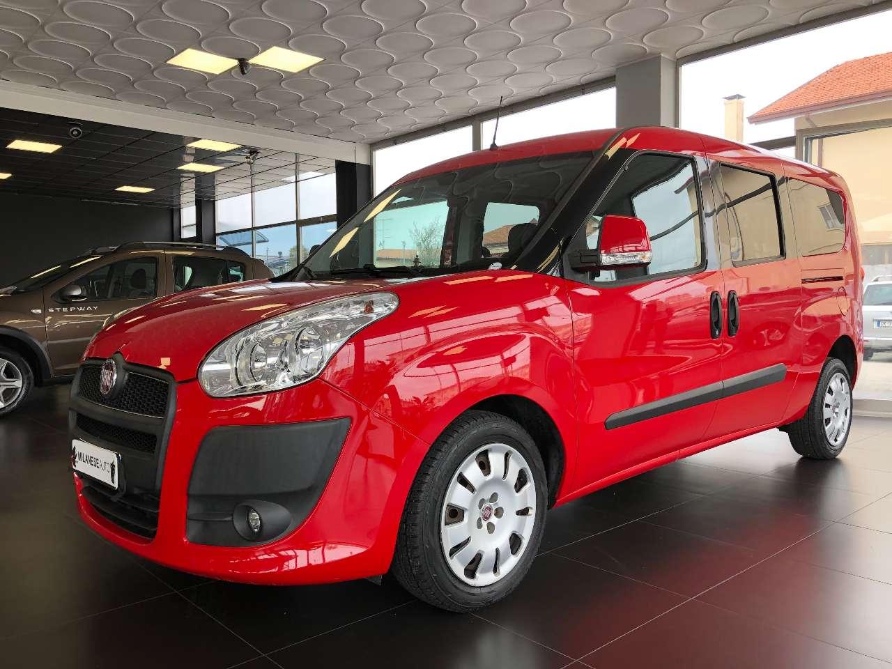Fiat Doblo 1.6 MJT 105CV PL Combi Maxi N1